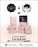 Concours Cosmetologue-Glossybox-simple