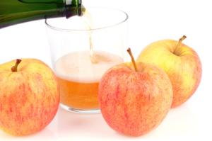 cidre alcool cosmetiques