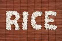 riz lettre